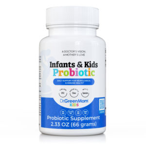 Dr. green Mom infant and kids probiotic photo