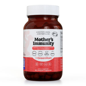 DR. GREEN MOM® MOTHER'S IMMUNITY Support