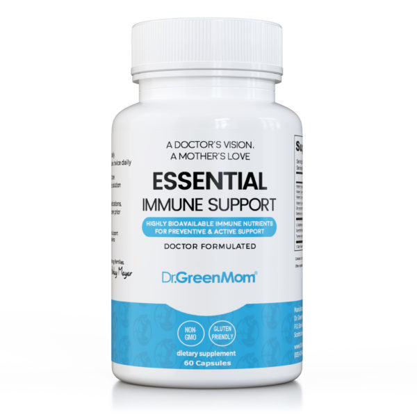 Dr. green Mom® Essential Immune Support