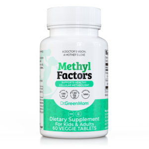 Dr. Green Mom Methyl Factors photo