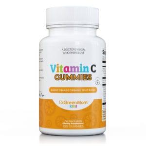 Dr. Green Mom® Vitamin C Gummies