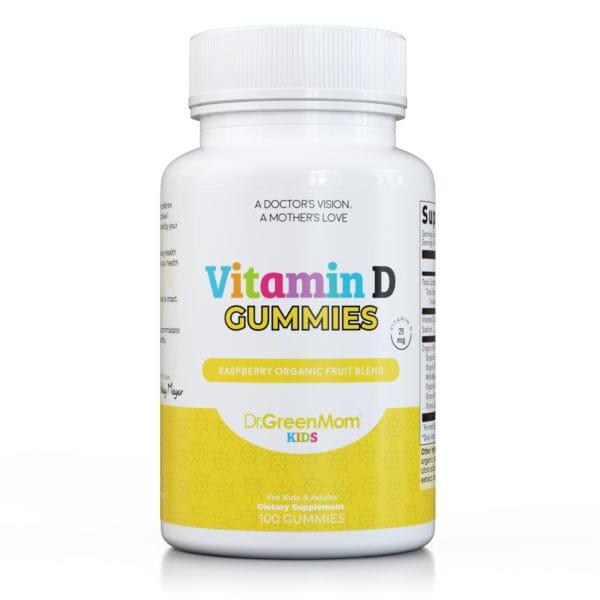 Dr. Green Mom® Vitamin D Gummies